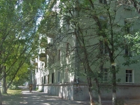 Samara, 1st Bezymyanny alley, house 1. Apartment house