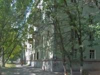 Самара, Безымянный 1-й переулок, дом 1. многоквартирный дом
