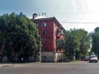 Самара, Безымянный 1-й переулок, дом 3. многоквартирный дом