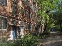 Самара, Безымянный 1-й переулок, дом 4. многоквартирный дом
