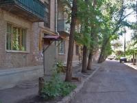 Самара, Безымянный 1-й переулок, дом 13. многоквартирный дом