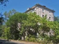 Самара, Безымянный 1-й переулок, дом 17. многоквартирный дом