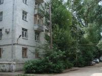 Самара, Безымянный 1-й переулок, дом 5. многоквартирный дом