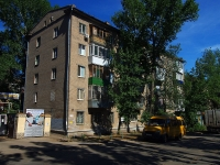 Самара, Безымянный 1-й переулок, дом 11. многоквартирный дом