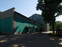 Самара, Безымянный 1-й переулок, дом 16. университет  СамГУПС