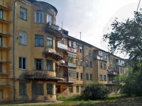 Samara, Shtampovshchikov alley, house 3. Apartment house