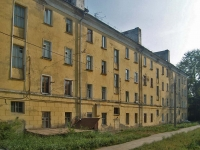 neighbour house: alley. Shtampovshchikov, house 7. Apartment house