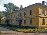 Samara, alley Shtampovshchikov, house 9. Apartment house