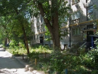 Samara, 2nd Bezymyanny alley, house 4А. Apartment house