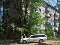 Samara, alley 2nd Bezymyanny, house 4Б. Apartment house