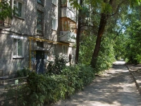 Samara, 2nd Bezymyanny alley, house 4. Apartment house