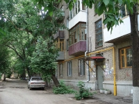 Samara, 2nd Bezymyanny alley, house 2. Apartment house