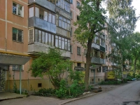 Samara, Entuziastov st, house 85. Apartment house