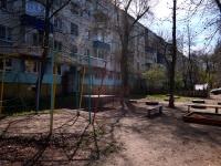 Самара, улица Энтузиастов, дом 91. многоквартирный дом