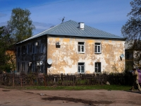 Самара, улица Энтузиастов, дом 95. многоквартирный дом