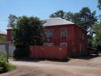Samara, Entuziastov st, house 80. Apartment house