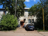 Samara, Entuziastov st, house 97А. Apartment house