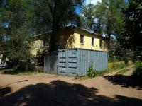 Самара, улица Энтузиастов, дом 105. многоквартирный дом