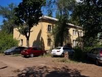 Самара, улица Энтузиастов, дом 107. многоквартирный дом