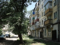 Samara, Entuziastov st, house 26. Apartment house
