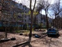 Samara, Entuziastov st, house 89. Apartment house
