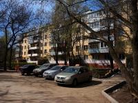 Самара, улица Энтузиастов, дом 93. многоквартирный дом