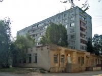 Samara, Yuzhny Ln, house 180. Apartment house