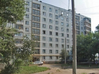 neighbour house: Ln. Yuzhny, house 182. Apartment house