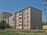 neighbour house: Ln. Yuzhny, house 188. Apartment house