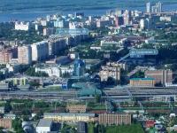 Samara, Agibalov st, house 48. Apartment house