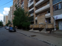 Samara, Agibalov st, house 68. Apartment house