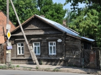 Samara, Artsibushevskaya st, house 63. Private house