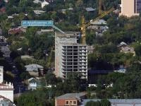 Samara, Artsibushevskaya st, house 29/СТР. building under construction