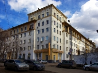 Samara, Artsibushevskaya st, house 38. Apartment house