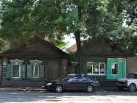 neighbour house: st. Artsibushevskaya, house 161. Private house