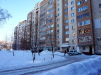Samara, Artsibushevskaya st, house 3А. Apartment house