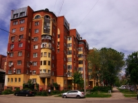neighbour house: st. Artsibushevskaya, house 26. Apartment house