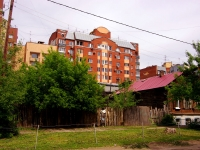 Samara, st Artsibushevskaya, house 28. Apartment house