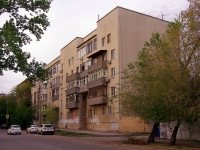 Samara, st Artsibushevskaya, house 27А. Apartment house