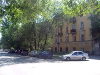 neighbour house: st. Artsibushevskaya, house 34А. Apartment house