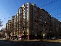 neighbour house: st. Artsibushevskaya, house 40. Apartment house with a store on the ground-floor
