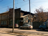 Samara, Artsibushevskaya st, house 41. Apartment house