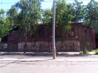 Samara, Artsibushevskaya st, house 61. Apartment house