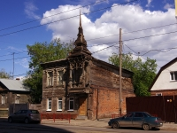 Samara, Artsibushevskaya st, house 73. Apartment house