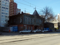 Samara, Artsibushevskaya st, house 78. Apartment house