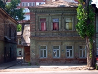 Samara, Artsibushevskaya st, house 94. Private house