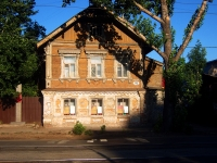 Samara, Artsibushevskaya st, house 95. Private house