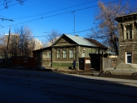 Samara, Artsibushevskaya st, house 75. Private house