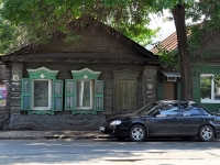 Samara, Artsibushevskaya st, house 163. Private house