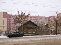 Samara, Artsibushevskaya st, house 198. Private house
